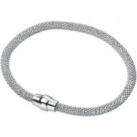 Ladies Elements Sterling Silver Magnetic Clasp Bracelet B4141