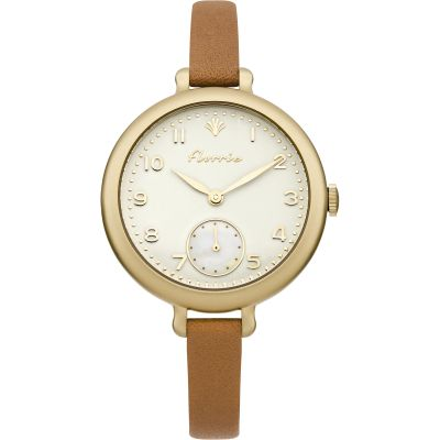 Ladies House Of Florrie Pearl Watch HF003TG
