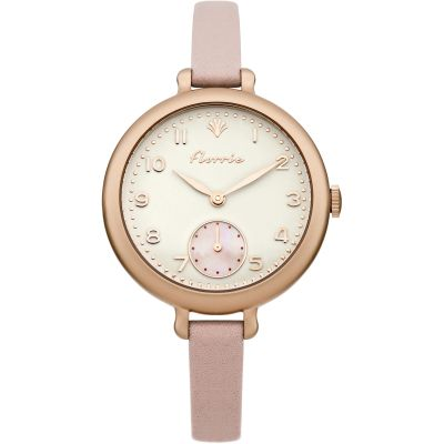 Ladies House Of Florrie Pearl Watch HF003PRG