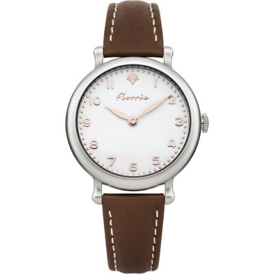 Ladies House Of Florrie Violet Classic Watch HF004TS