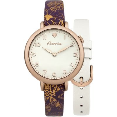 Ladies House Of Florrie Eleanor Watch HF005RRG