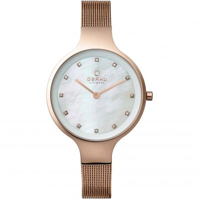 Ladies Obaku Sky Watch V173LXVWMV