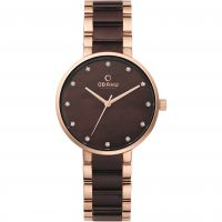 Ladies Obaku Glad Watch
