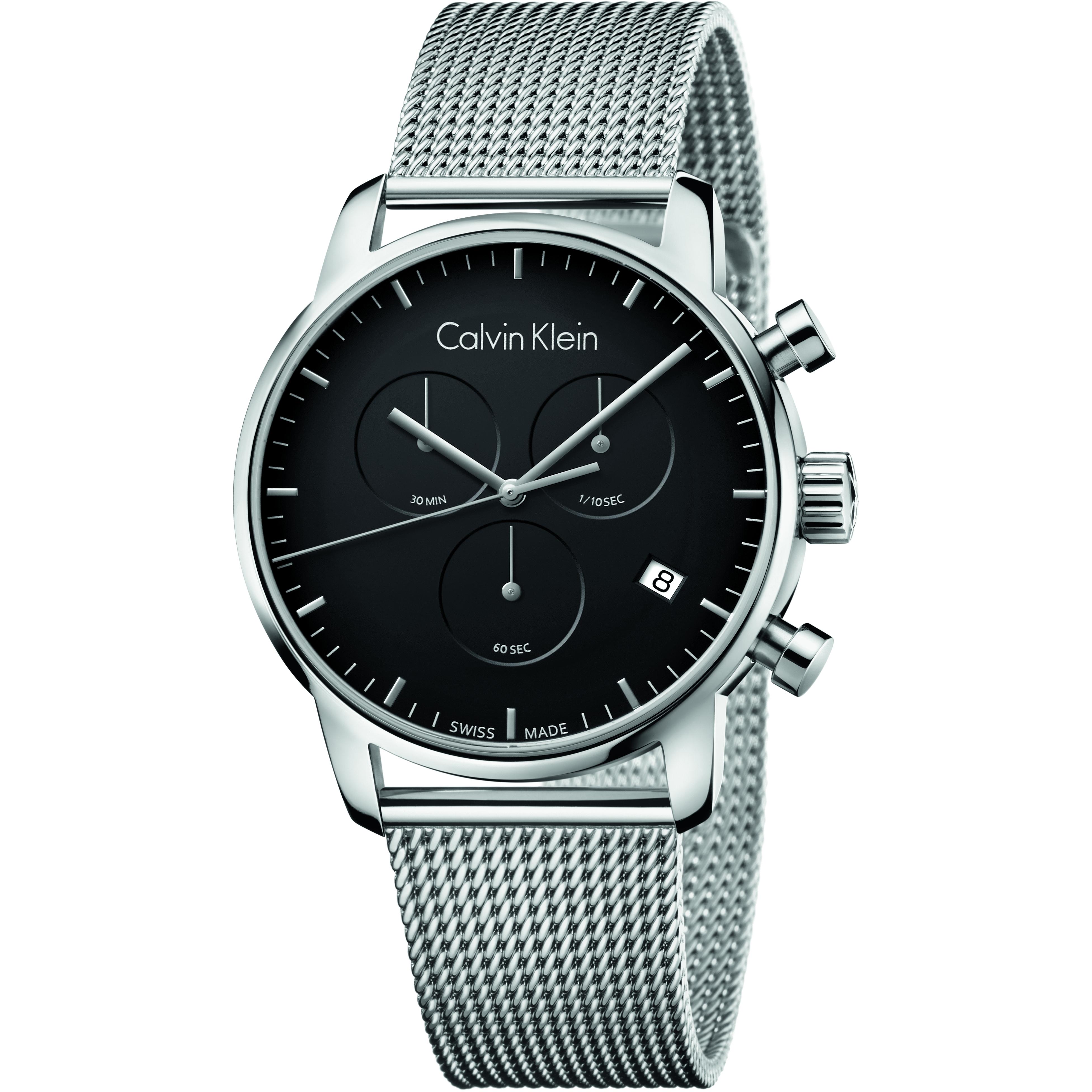7df21e0b3 Gents Calvin Klein City Chronograph Watch (K2G27121) | WatchShop.com™