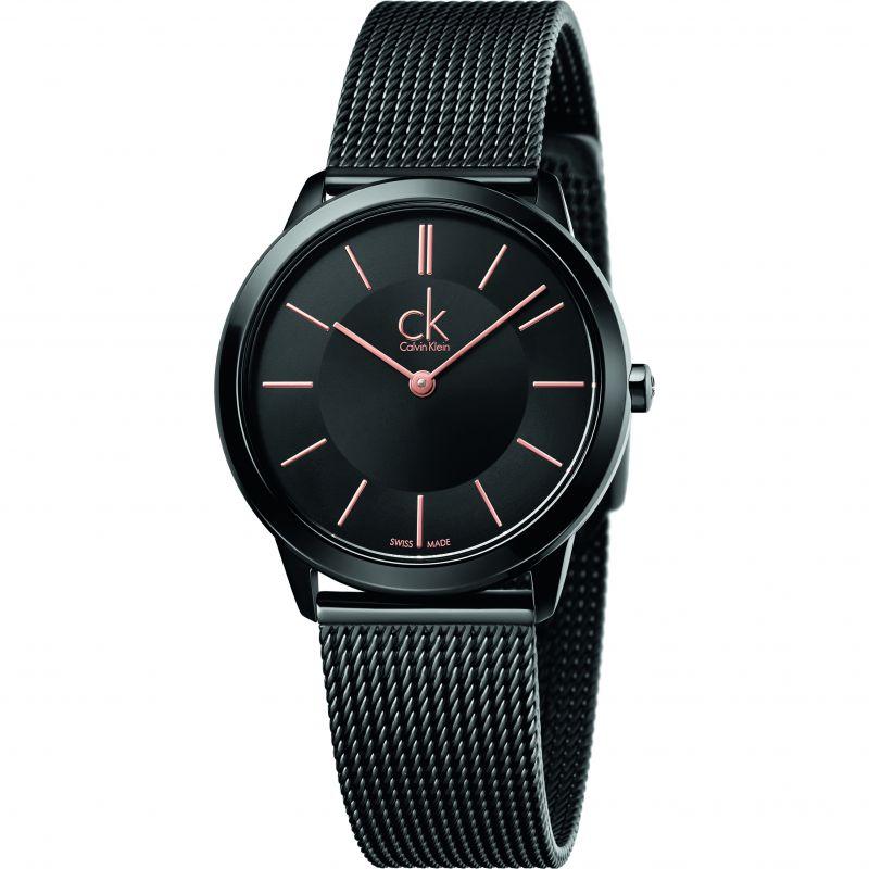 Unisex Calvin Klein Minimal 35mm Watch