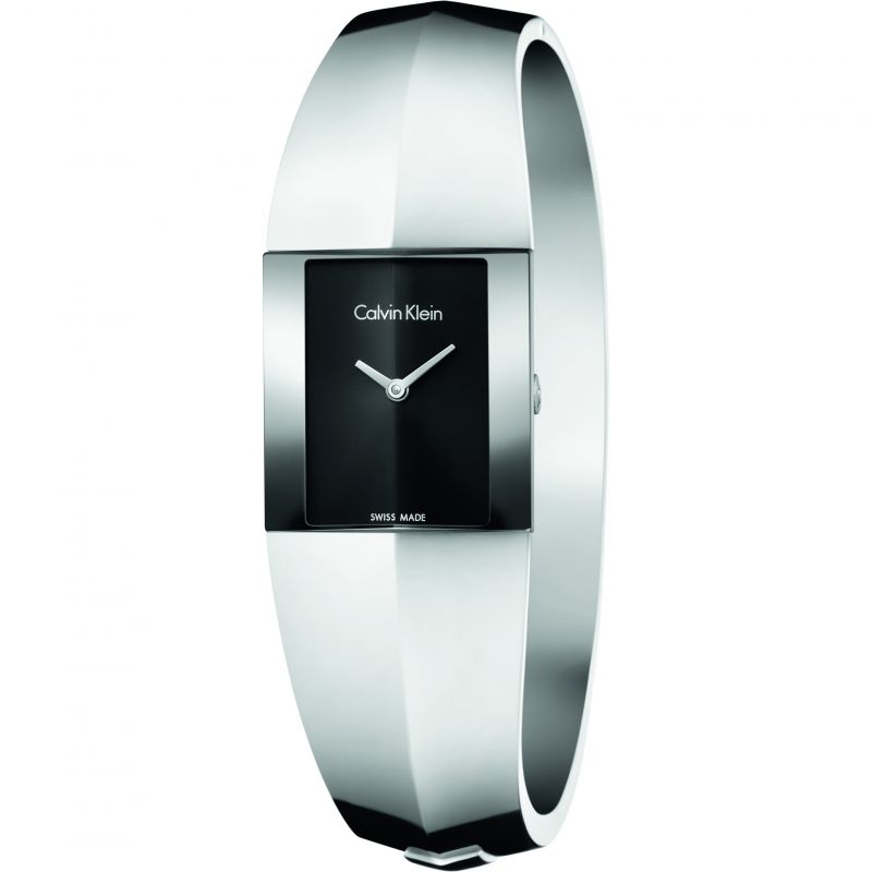 Ladies Calvin Klein Shape Medium Bangle Watch