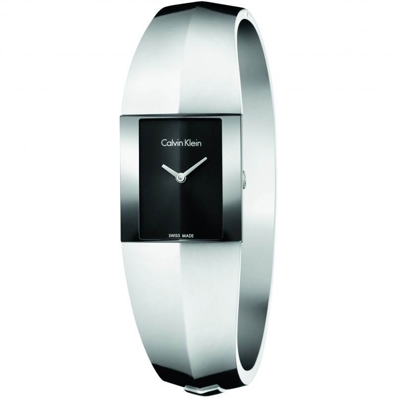 Ladies Calvin Klein Shape Small Bangle Watch