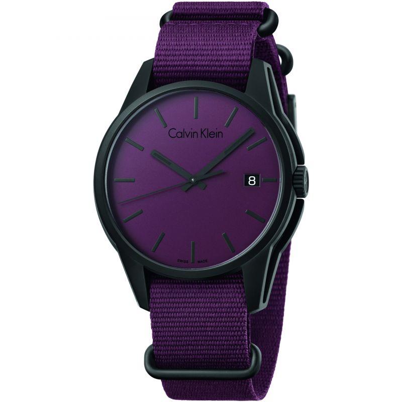 Unisex Calvin Klein Tone Watch