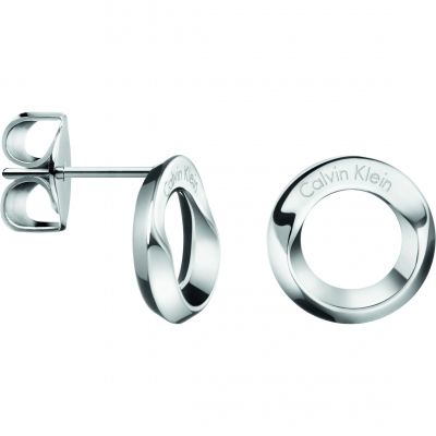 Ladies Calvin Klein Stainless Steel Beauty Earrings KJ4NME000100