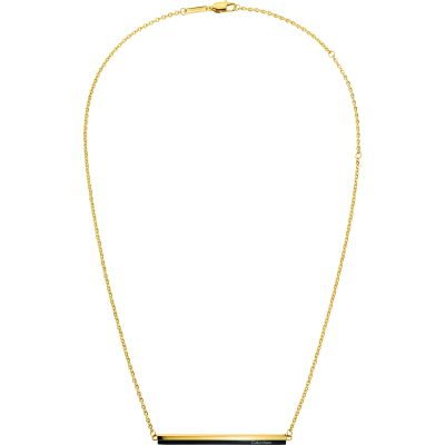Ladies Calvin Klein Two-tone steel/gold plate Gorg Bico Necklace KJ5VBN200100