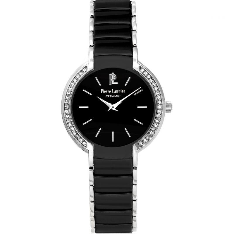 Ladies Pierre Lannier Elegance Ceramic Watch