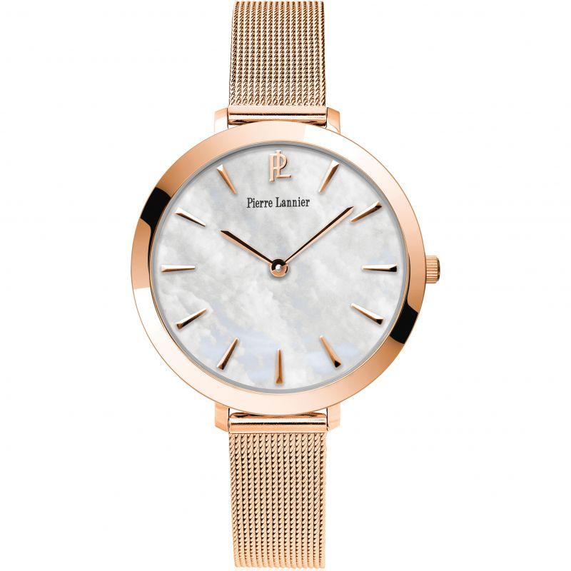 Ladies Pierre Lannier Week End Linge Basic Watch