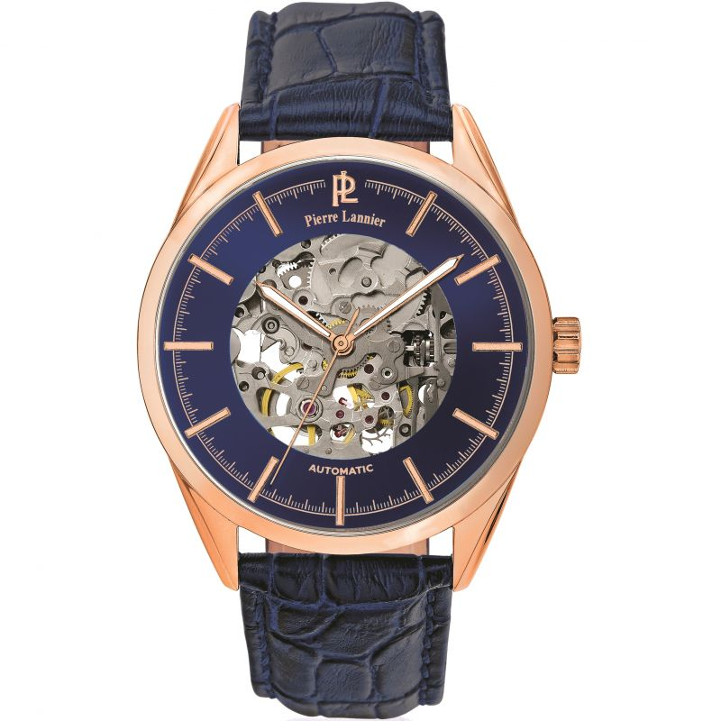 Mens Pierre Lannier Week End Automatic Watch