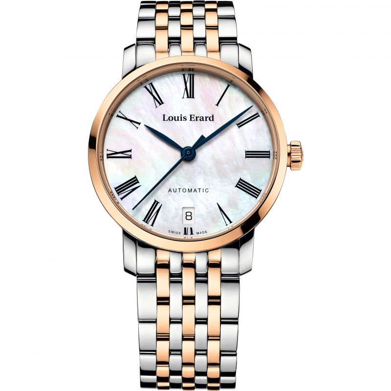 Ladies Louis Erard Excellence Exclusive Automatic Watch