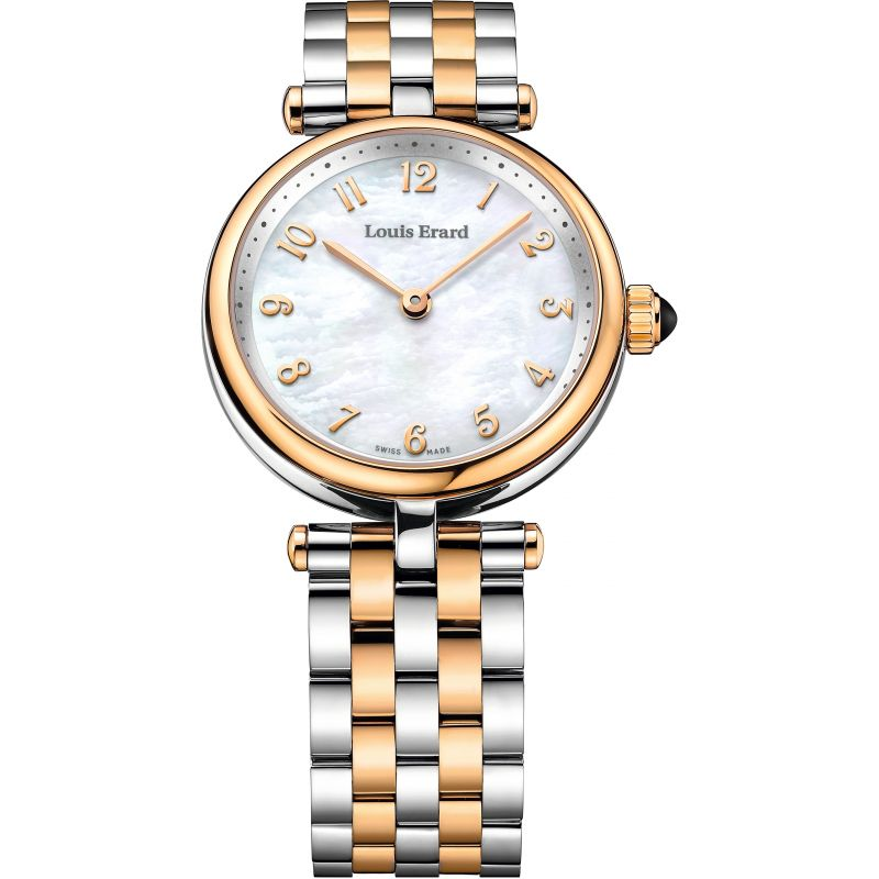 Ladies Louis Erard Romance Diamond Watch