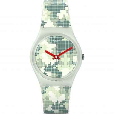 Unisex Swatch Pixelise Me Watch GW180
