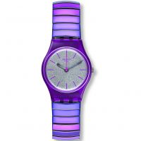 Ladies Swatch Flexipink L Watch