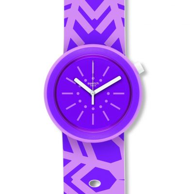 Montre Unisexe Swatch Flocpop PNP102