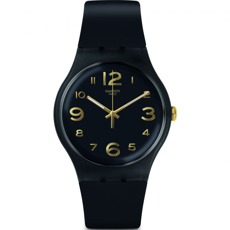 Unisex Swatch Townhall Watch SUOB138