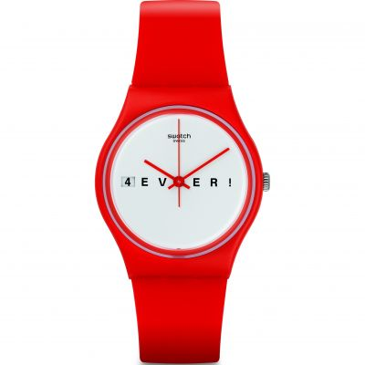 Unisex Swatch 4Everfever Watch GR404