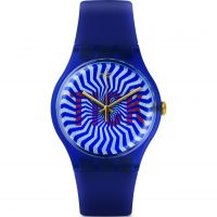 Unisex Swatch Ti-Ock Watch SUON119