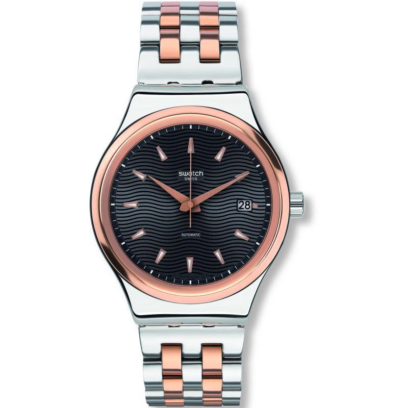 Mens Swatch Sistem Tux Automatic Watch