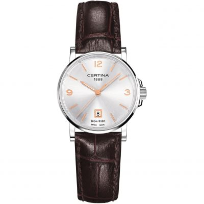 Ladies Certina DS Caimano Watch C0172101603701