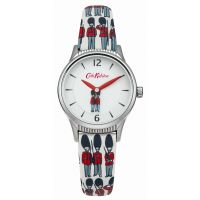 Cath Kidston Guards Rotating Disc Strap WATCH