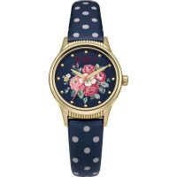 Cath Kidston Forest Bunch Navy Spot Strap WATCH