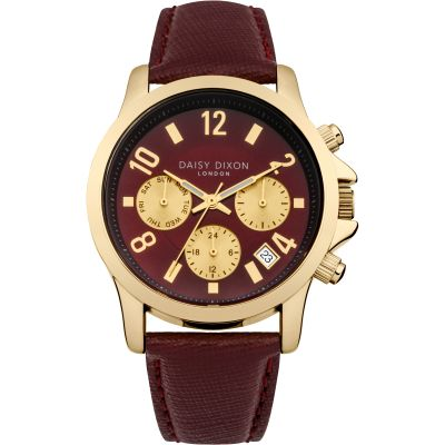 Ladies Daisy Dixon Adriana Chronograph Watch DD002RRG