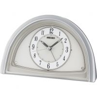 Seiko Clocks Mantel Alarm Clock QHE145S