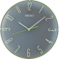 Unisex Seiko Clocks Wall Clock QXA672N