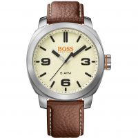 Mens Hugo Boss Orange Cape Town Watch