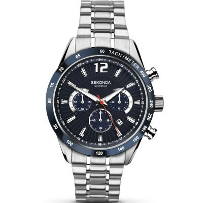 Mens Sekonda Chronograph Watch 1226