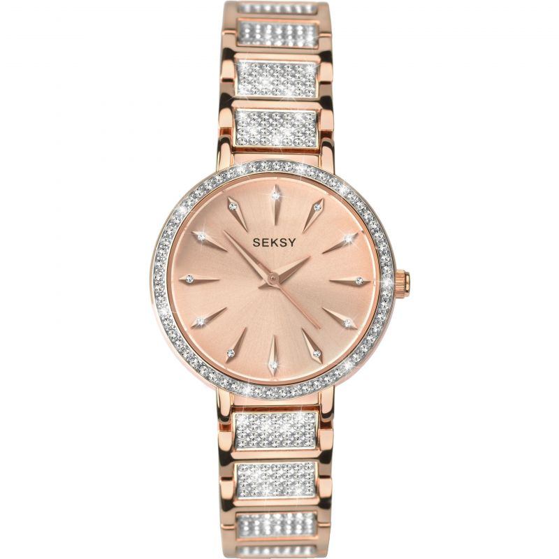 Ladies Seksy Watch 2372