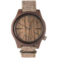 Unisex Wewood Torpedo Watch