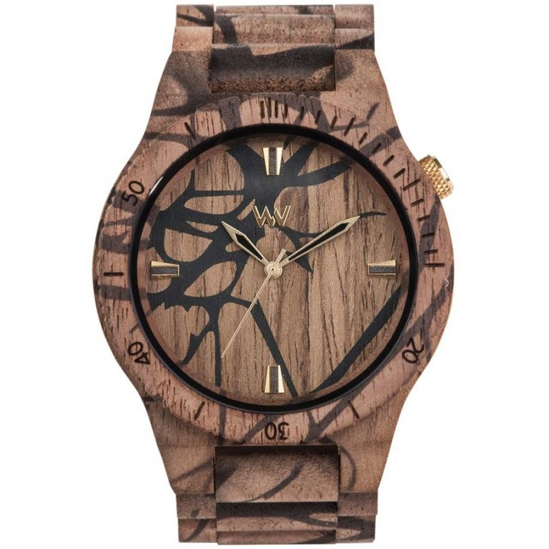 Unisex Wewood Alpha Watch WWD-ALPHA-TNUT