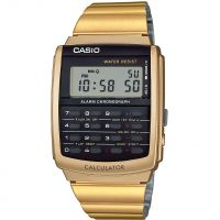 Unisex Casio Collection Alarm Chronograph Watch CA-506G-9AEF