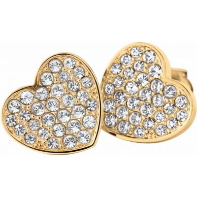 Tommy Hilfiger Jewellery Ladies Gold Plated Earrings 2700655