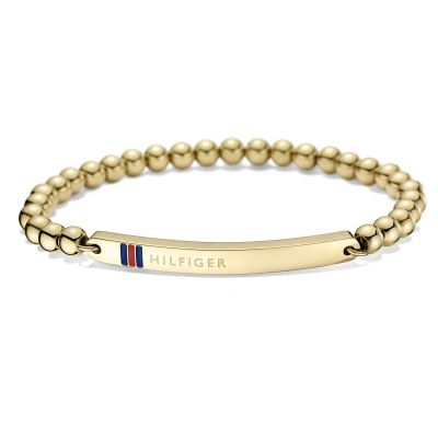 Ladies Tommy Hilfiger Gold Plated Bracelet 2700787