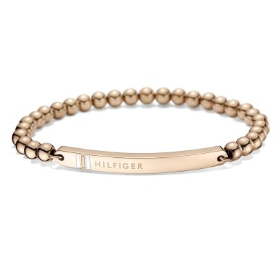 Ladies Tommy Hilfiger Rose Gold Plated Bracelet 2700788