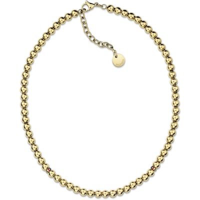Tommy Hilfiger Jewellery Ladies Gold Plated Necklace 2700793