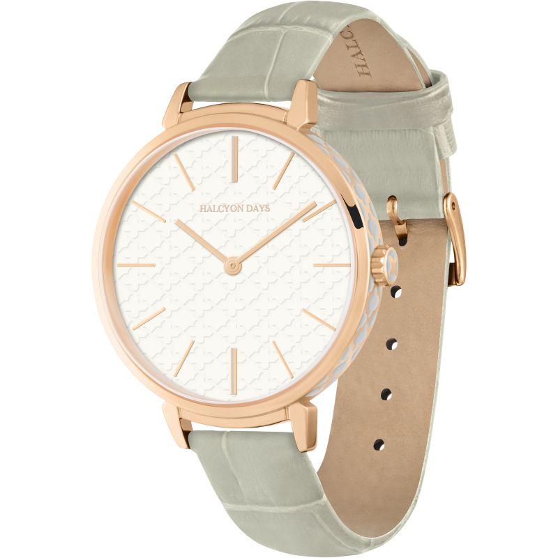 Agama Sport Grey & Rose Gold Watch
