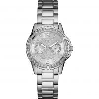 Ladies Guess Sassy Watch W0705L1