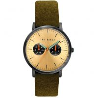 Mens Ted Baker Brit Multifunction Watch
