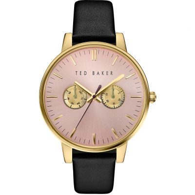 Ted Baker Liz Multifunction Damenuhr in Schwarz TE10030749