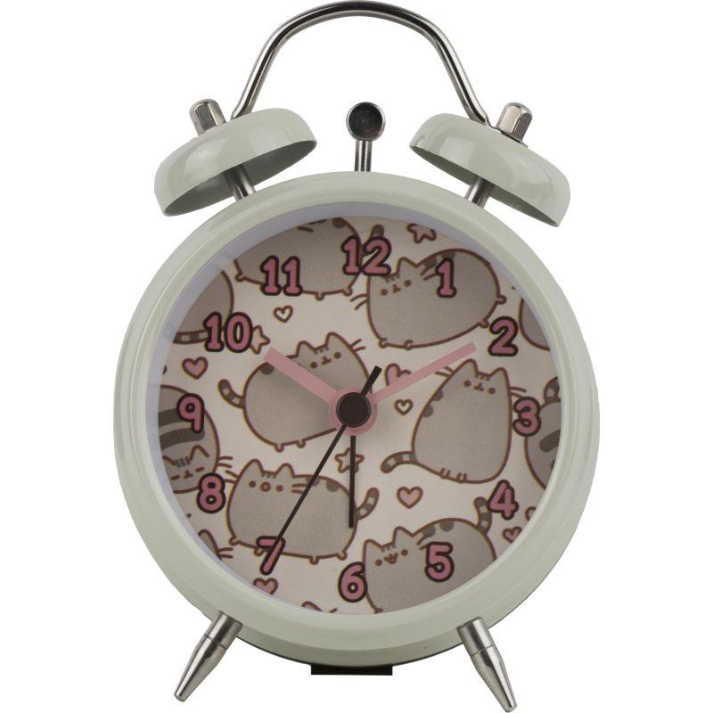 Character Pusheen Twin Bell Alarm Clock