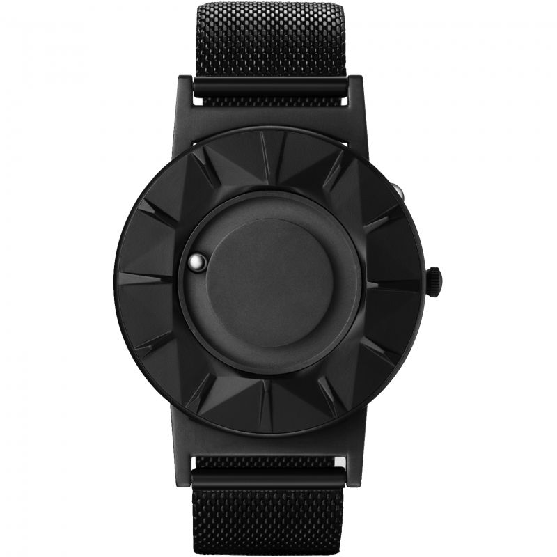 Unisex Eone The Bradley Element Black Ceramic Watch