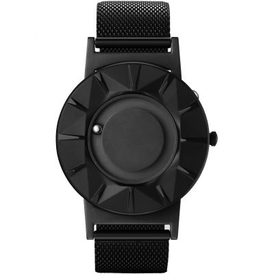Eone The Bradley Element Black Unisexklocka Svart BR-CE-B