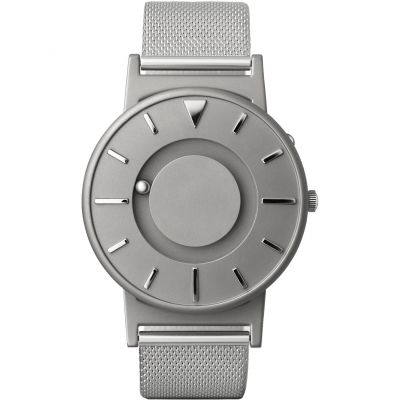 Eone The Bradley Mesh Silver Unisexuhr in Silber BR-C-MESH